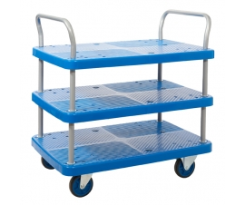 PPU96Y Proplaz Three Tier Trolley
