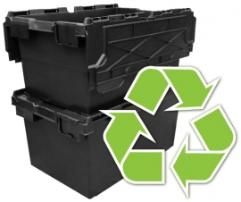 Recycled Plastic Storage Boxes