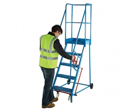 Mobile Warehouse Steps