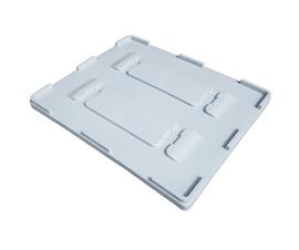 Plastic Bulk Pallet Box Lid - 1200mm x 1000mm