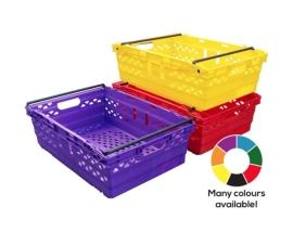Supermarket Crates