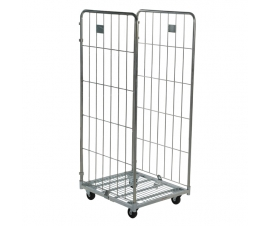 2 Sided Roll Cage Container