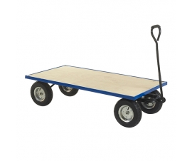 Plywood Base Platform Truck