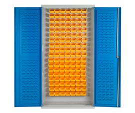 Bin Cabinet With 126 Picking Bins