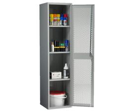 Mesh Door Cabinet