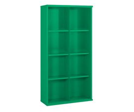 Steel Bin Cabinet In Green