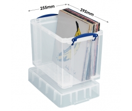 Really Useful Boxes 19 Litres With Large Lid
