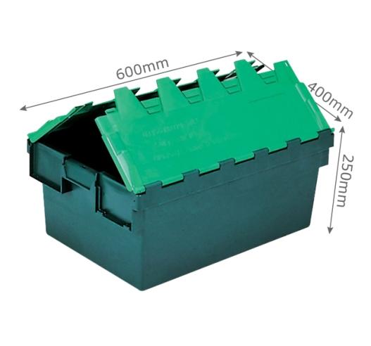 40 Litre Plastic Crates