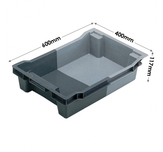 Euro Stacking and Nesting Containers 18 Litres