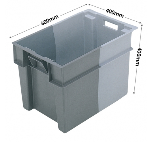 Euro Stacking and Nesting Containers 70 Litres