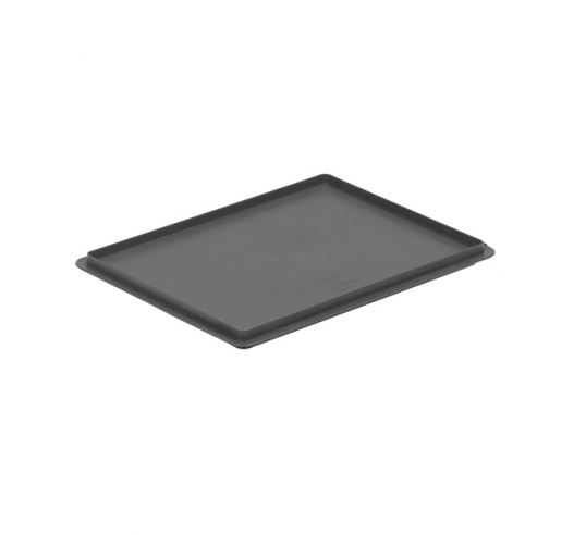 400 x 300mm Loose Lid for Grey Range Euro Containers