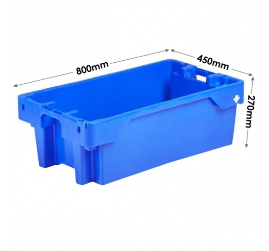 Fish 40 Kg 60 Litres Blue 81630300