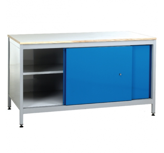 Cupboard Workbench
