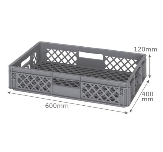Economy Range Ventilated Containers 22 Litres