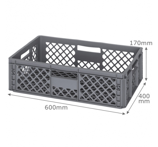 Economy Range Ventilated Containers 33 Litres