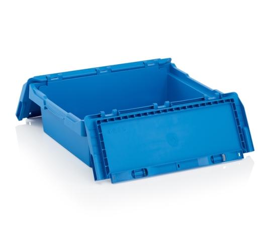 600mm x 400mm x 190mm Plastic Storage Box