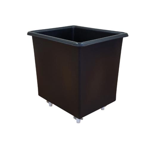 135 Litre Plastic Container on Castor Wheels