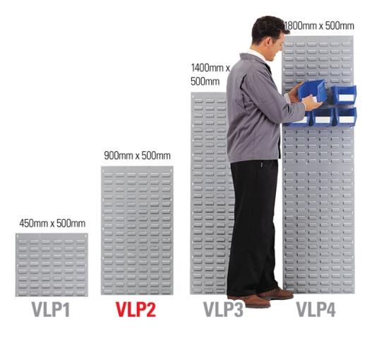 VLP2 Lourve Panel with Rest of Louvre Panel Range