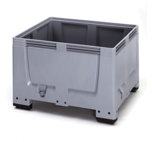 PLASBBG1210 Plastic Pallet Box Standard with Feet