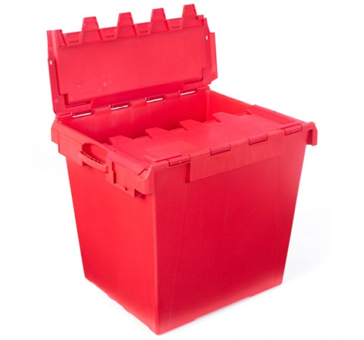 Extra Large - Attached Lid Container 165 Litre