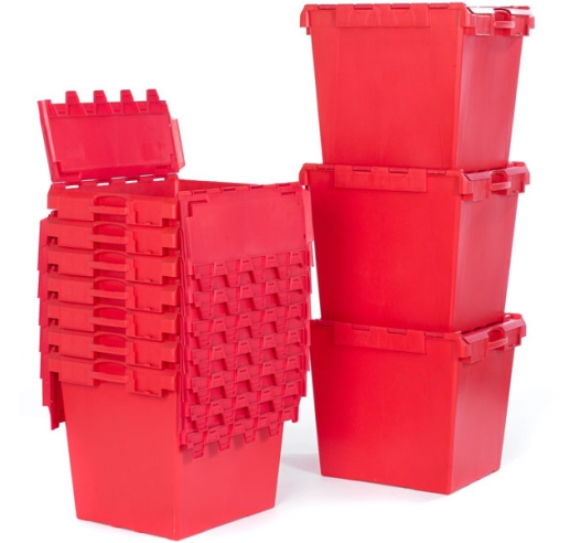 10165-IT1-165-Litre-Lidded-Container-Stacking-Nesting