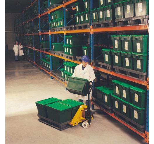 Storage crates