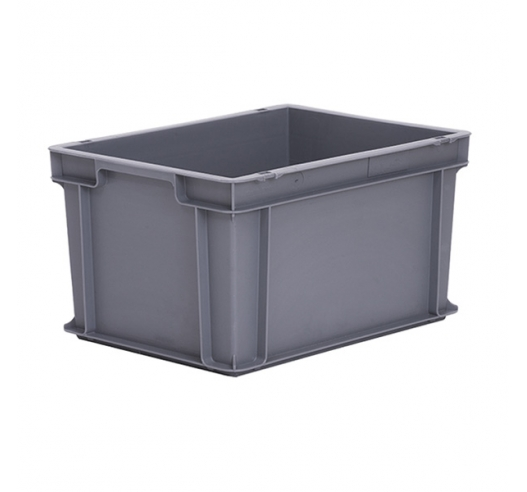 Grey 400 x 300 x 220mm Euro Boxes