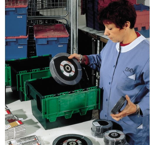 Ideal Containers for Engineering Parts and Factory Use