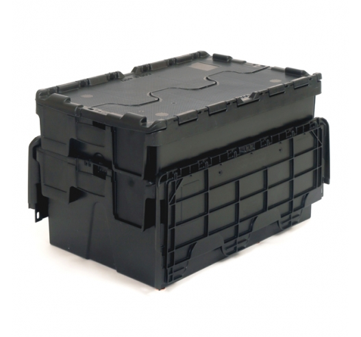 Nested 40 Litre Crates