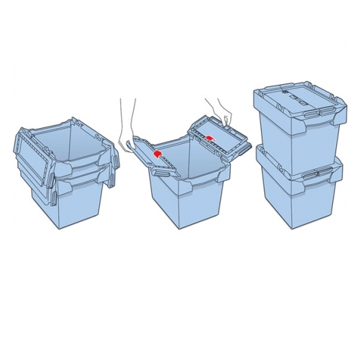 BOX IN DIAGRAM MAY DIFFER IN SCALE - EXAMPLE ONLY