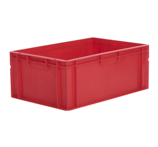 Large Red Stackable Boxes M212A
