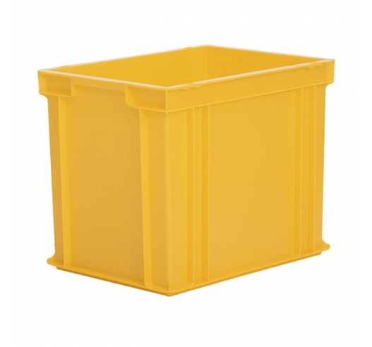 Yellow M205A euro containers