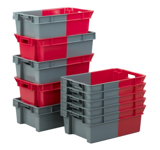 Euro Stacking and Nesting Containers