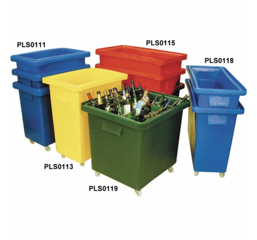 Large and small bar trucks in all colours