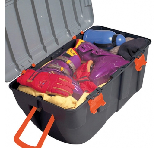 Plastic Case ideal for travel and storage
