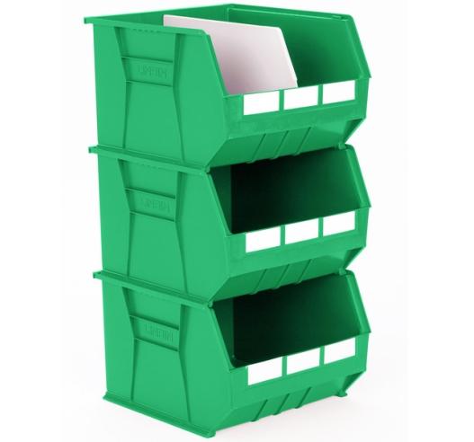 Green Size 10 Linbins