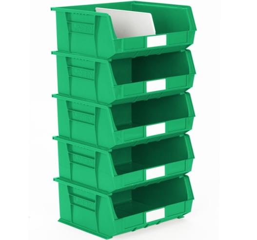 Green 8 Size Linbins