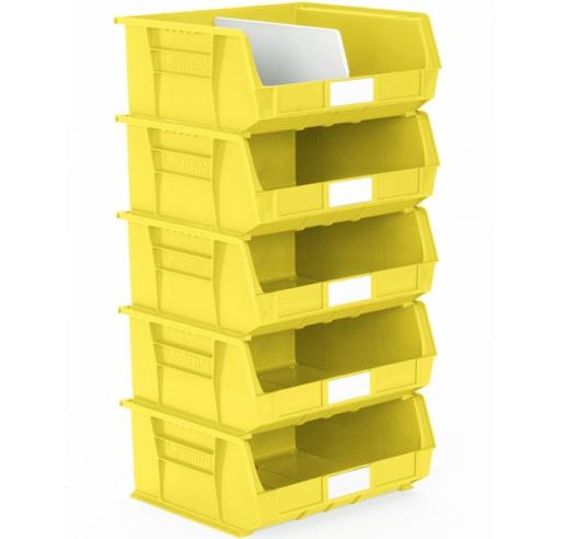 Yellow 8 Size Linbins