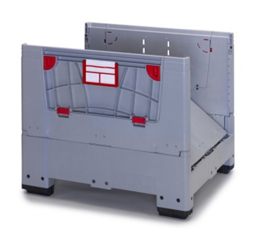900 Litre Pallet Box Collapsible