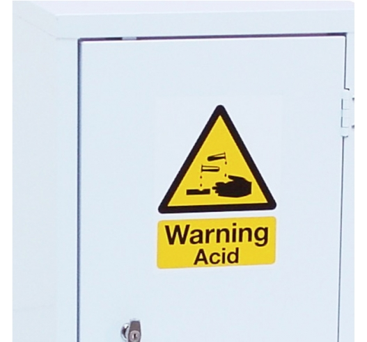 White (Acid)