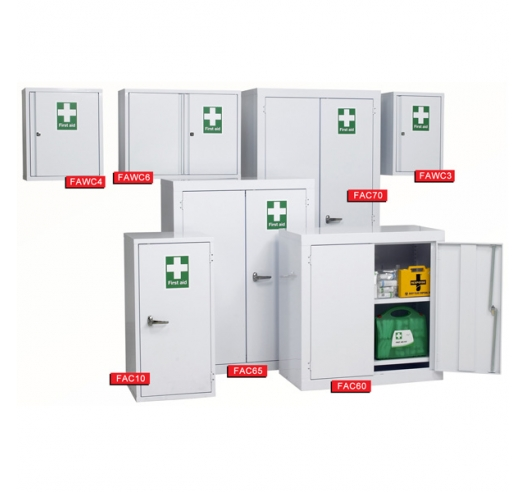 First-Aid-Cabinets-Range