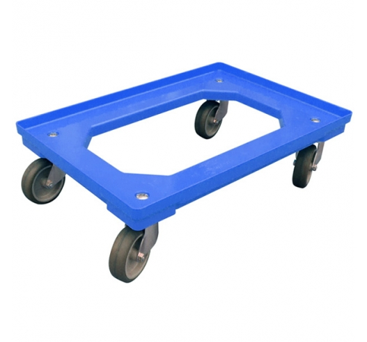 Blue euro dolly