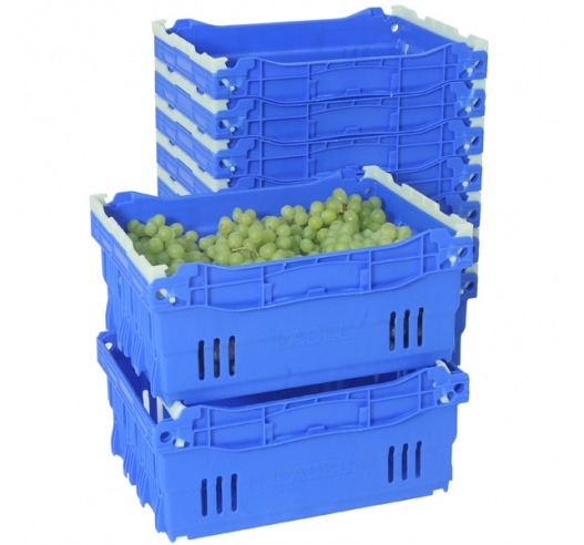 SN431802 Maxinest Vented Container with Bale Arms - 15 Litre