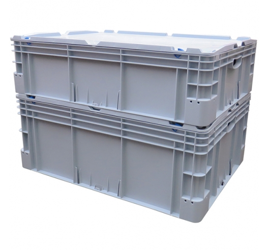Stacked cases