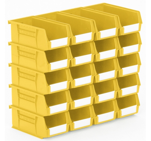 Linbin Size 3 in Yellow