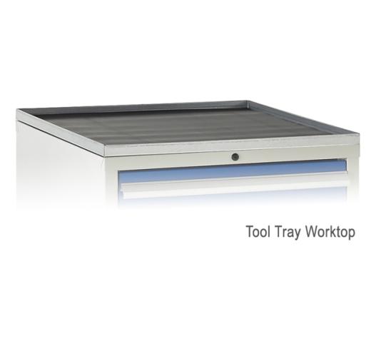 Tool tray top option