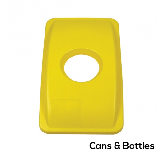 Cans & Bottles lid example