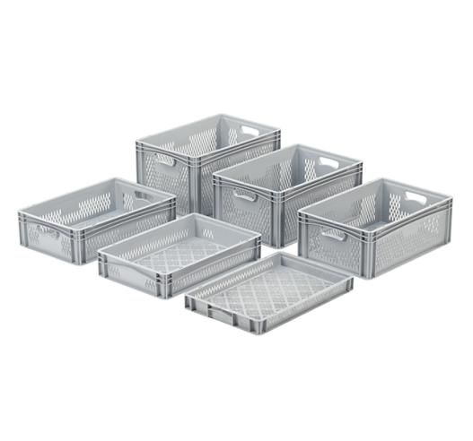 600 x 400 Ventilated Basicline Group