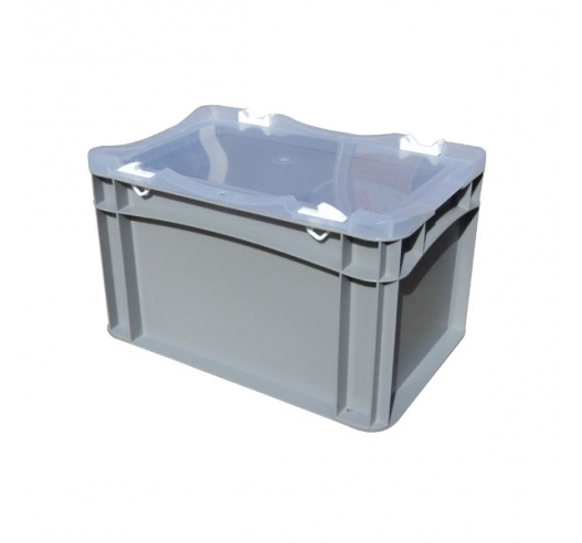 Basicline case with clear lid