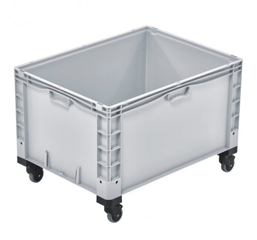 Basicline Plus Container with Castors